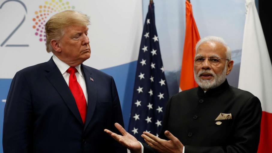 India: un nuovo nemico in vista per Trump?