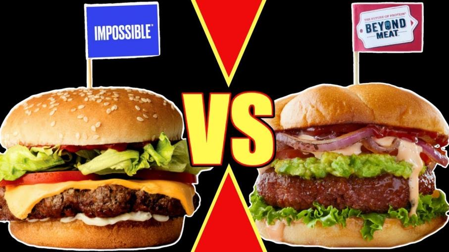 Beyond Meat VS Impossible Foods: chi vince?