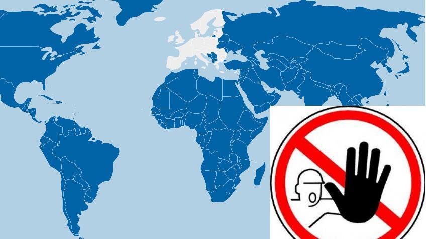 Trading fuori dalla UE: giocare dove ESMA non ha potere è sicuro ...