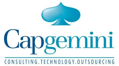 CapGemini, why not?