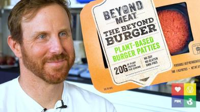 Ethan Brown di Beyond Meat venderà le sue azioni a 160 $