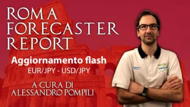 ROMA FORECASTER REPORT - Agg. flash EUR/JPY e USD/JPY