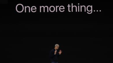 One more thing...less - Le azioni Apple diminuiscono del 7%!