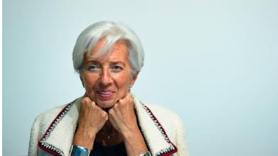 BCE: Lagarde guarda al verde e strizza l'occhio all'Europa