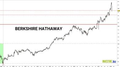 La Berkshire Hathaway di Warren Buffet