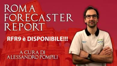 ROMA FORECASTER REPORT N.9 E' DISPONIBILE!!!