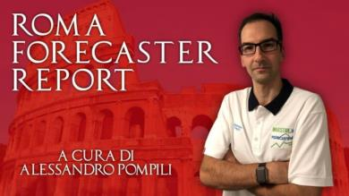 ROMA FORECASTER REPORT - Più video per tutti