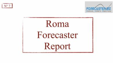 ROMA FORECASTER REPORT - È disponibile il N°7!!!