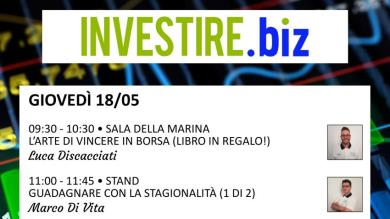 Investire.biz ti aspetta all'ITForum!