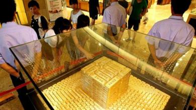 Gold e Bank of China