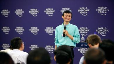 Aggiornamenti dal World Economic Forum: Jack Ma di Alibaba