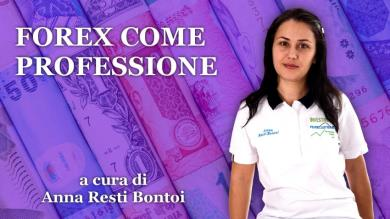 Forex come professione