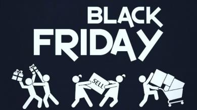 Black Friday? No Green Weekend