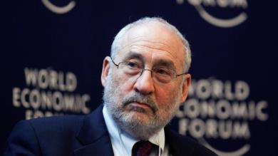 Nobel dell'economia  Winner Stiglitz