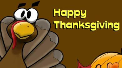 Per info: Thanksgiving Day il 27 Long Tacchino