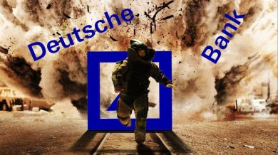 Deutsche Bank: profitti in calo del 79%