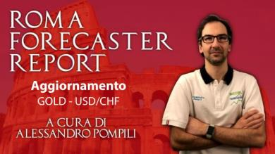 ROMA FORECASTER REPORT - Agg. GOLD - USD/CHF