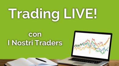 Trading LIVE!